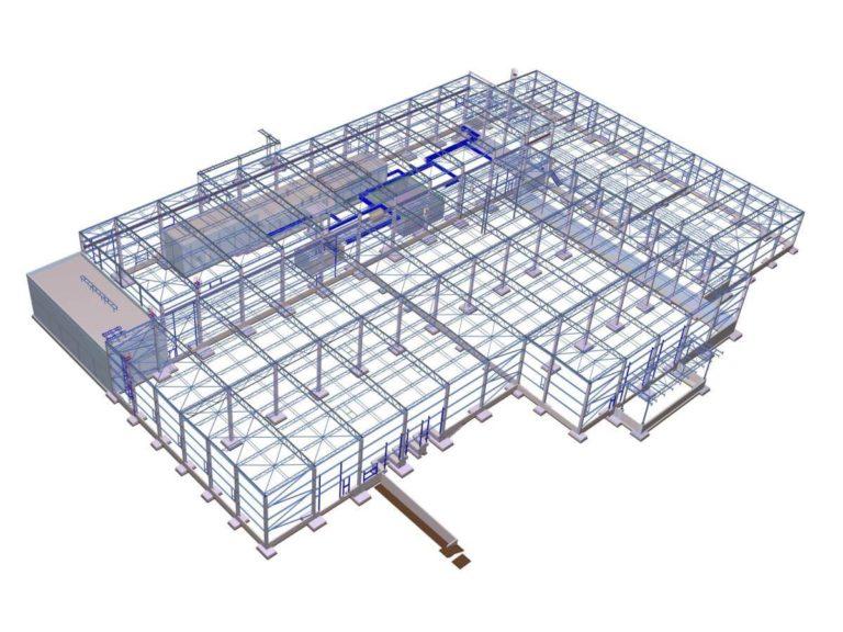 POL-MAK-Iława-fabryka-konstrukcja-stalowa-hala-przemyslowa-model-3d-fundamenty-pod-maszyny-01