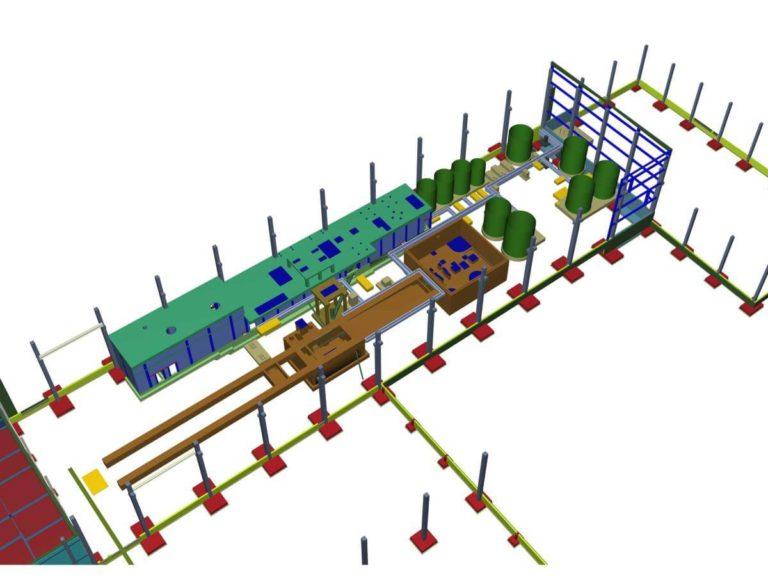 POL-MAK-Iława-fabryka-konstrukcja-stalowa-hala-przemyslowa-model-3d-fundamenty-pod-maszyny-02